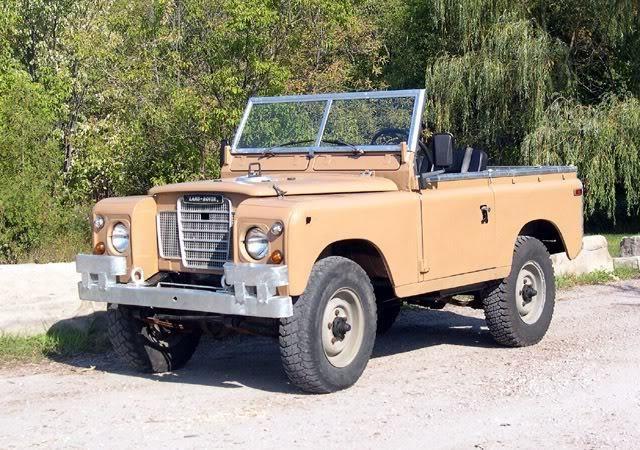 1974 land rover defender