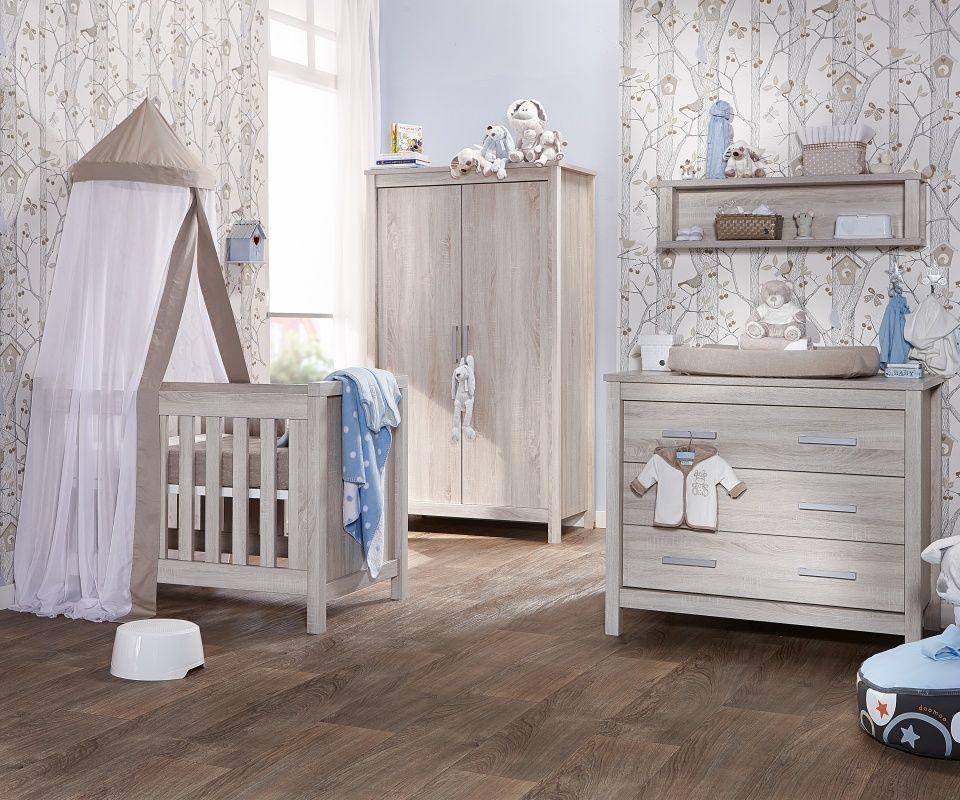 Babykamer Denver Babydump.Baby Meegroeibed 60 X 120 90 X 200 Incl 1 Pers Zijden