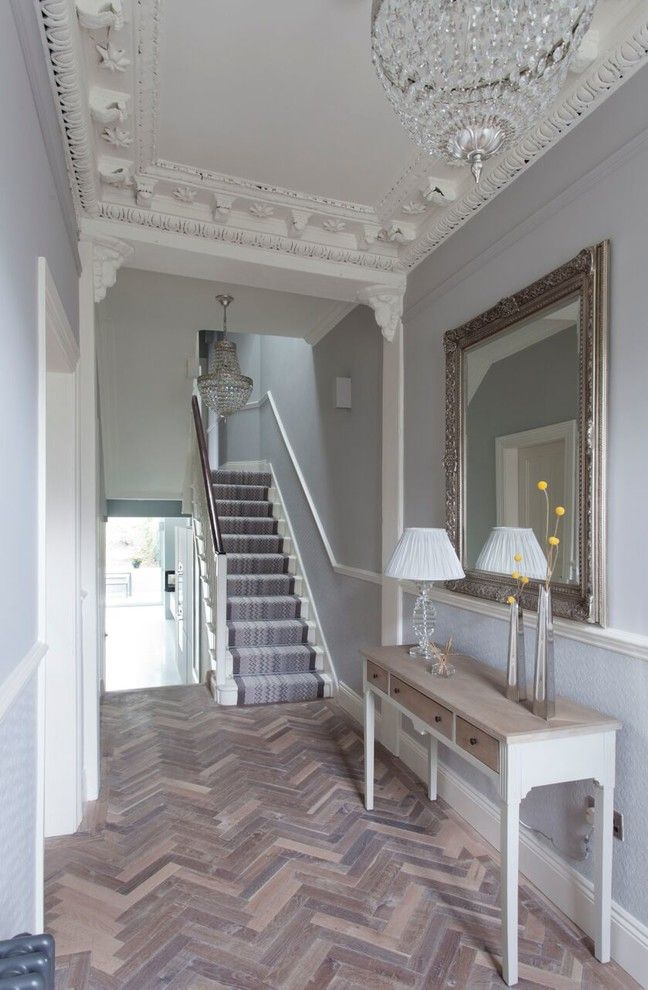 15 Interior Design Ideas For A Victorian Themed Home: 15 Victorian Hallway Interior Designs You'd Love To Have In Your Home