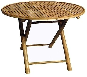 Bamboo Round Table  Great for tropical, asian, zen, tiki, or beach theme decor, stores or homes.    (805) 479-Tiki (8454) M-F 9am-5pm PST or eBay user ID: TIKITOESCA or email address:  TikiToesCa@aol.com Thanks! Michele Craft.  Click on the picture to take you to order page.  Mention you saw it on Pinterest and get a free gift!