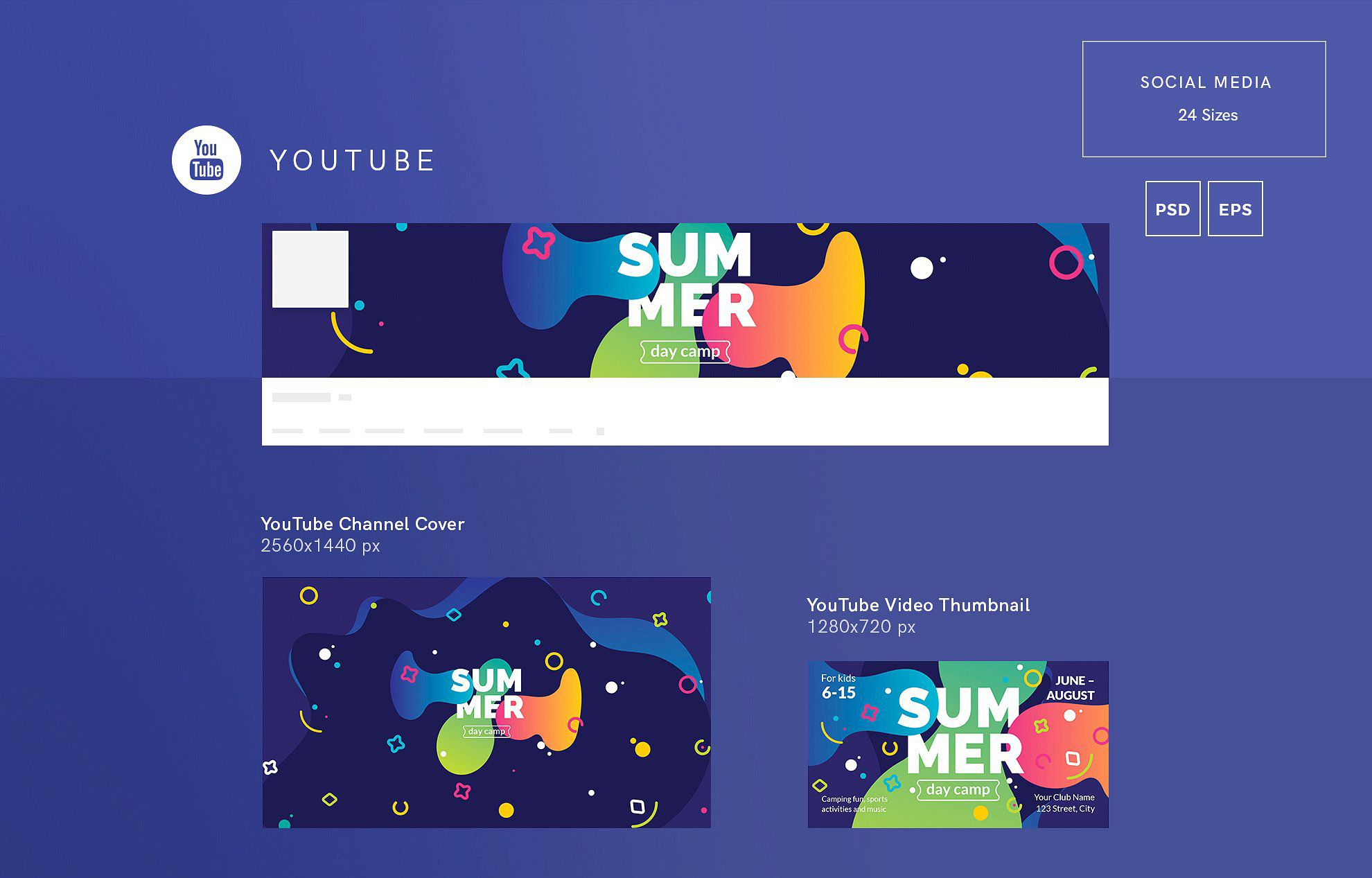 Designing the perfect youtube channel art amazing tips