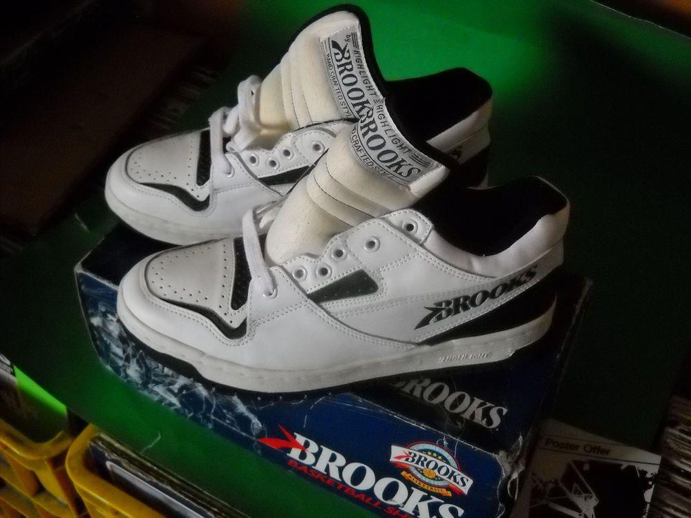 vintage brooks basketball shoes #brooks