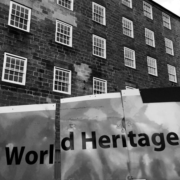 In our premiere issue, Hellen Whitaker takes us on a tour Cromford Mill,  a World Heritage Site in Derbyshire, UK.