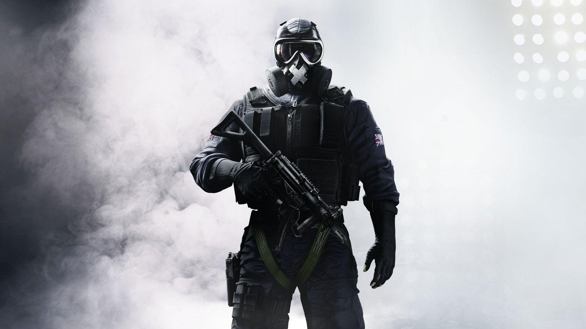 Rainbow Six Siege Mute Gravel Blast Set Now Available On Xbox One