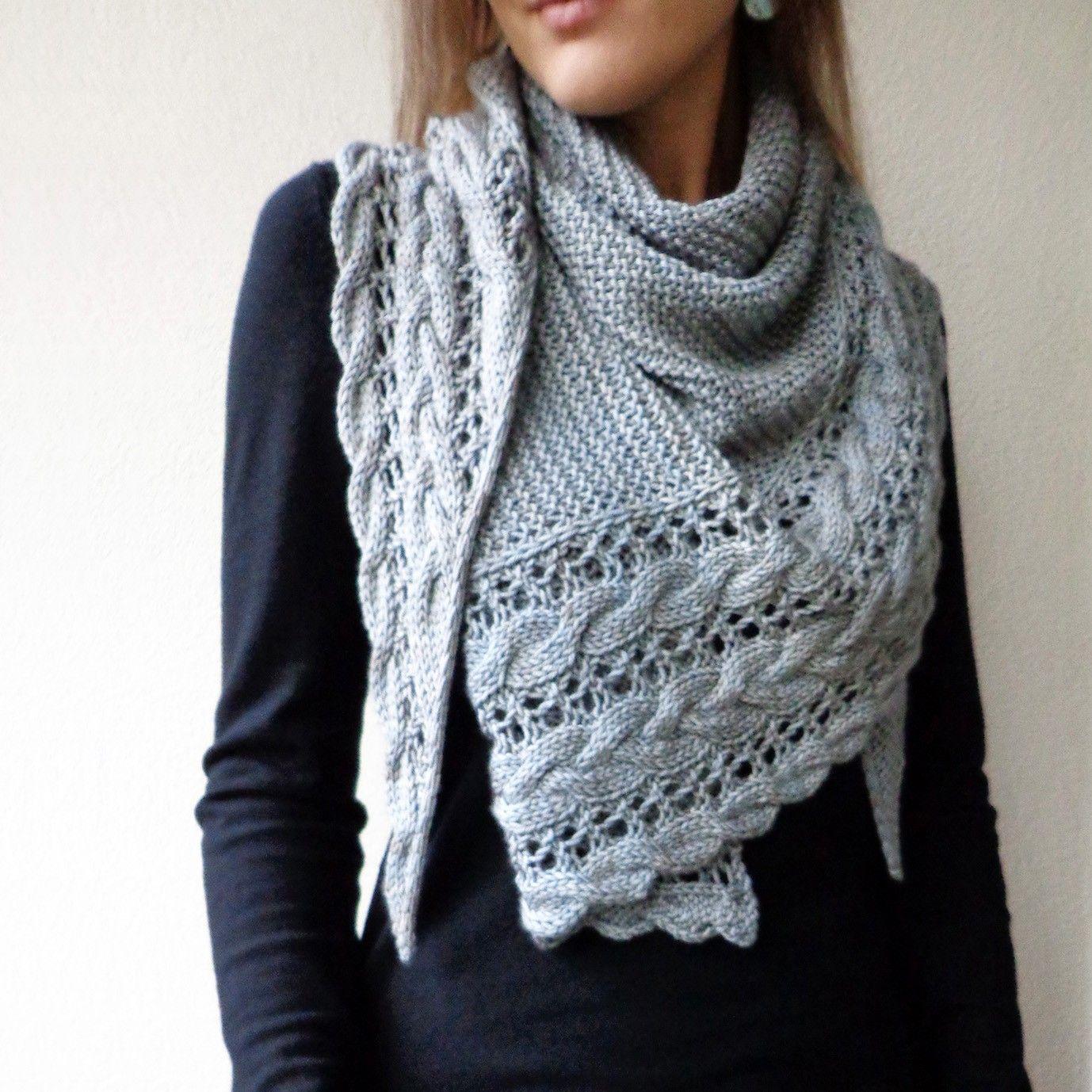 Lisa Hannes Fallen Cloud Kit | tricot | Pinterest