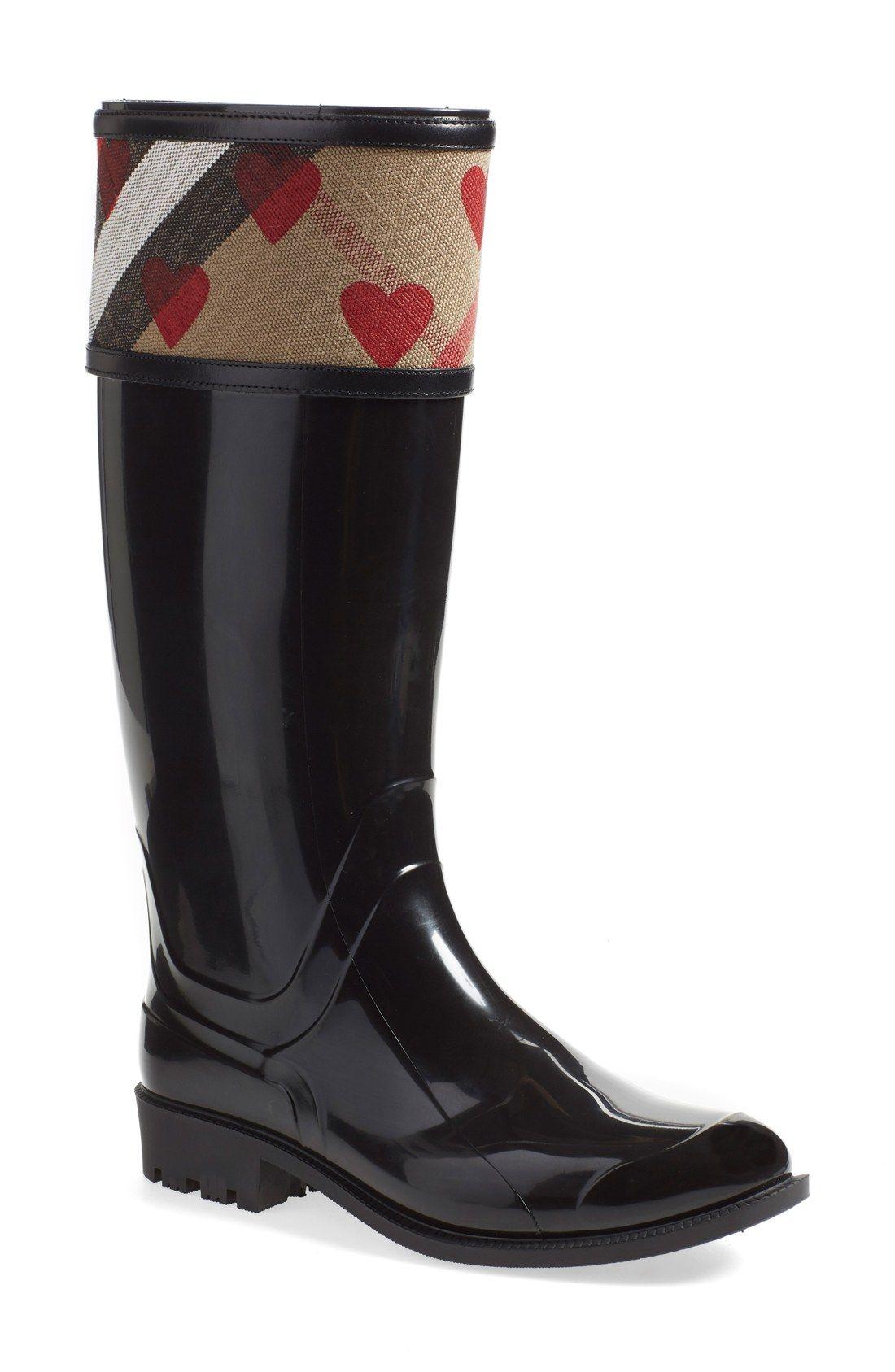 0c573807fbd2 Burberry Crosshill Rain Boot (Women)