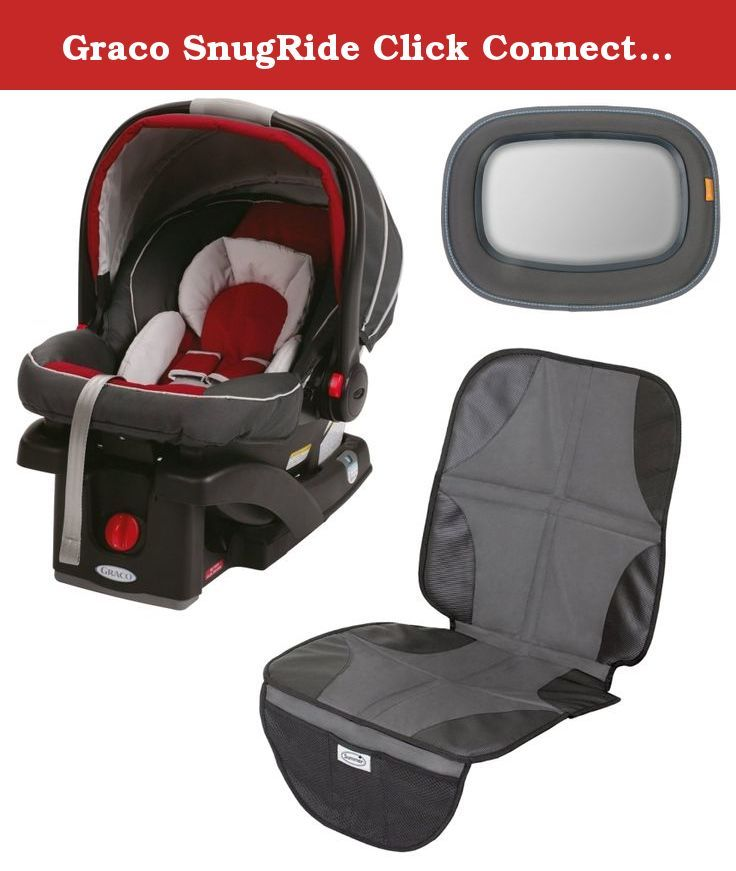 Graco SnugRide Click Connect 35 Infant Car Seat with In-Sight ...