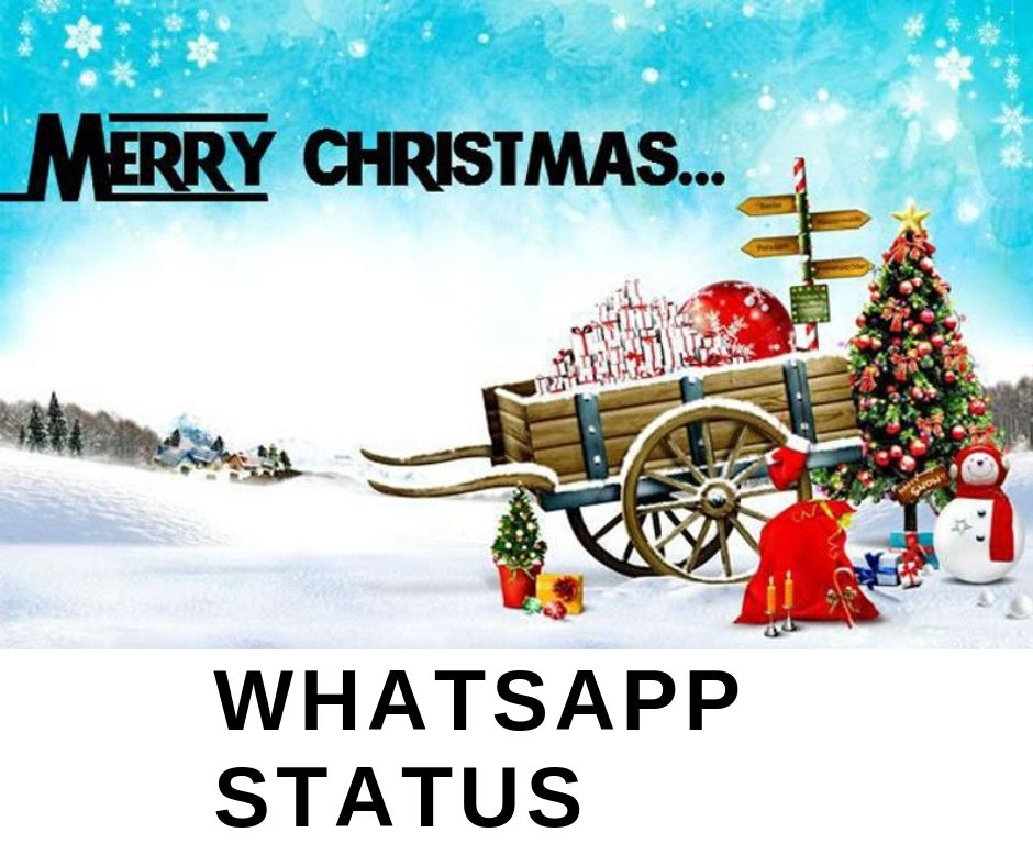Christmas Whatsapp Status Is For Spreading Love And Affection Everywhere Christmas Is An Event W Merry Christmas Status Best Christmas Quotes Christmas Status