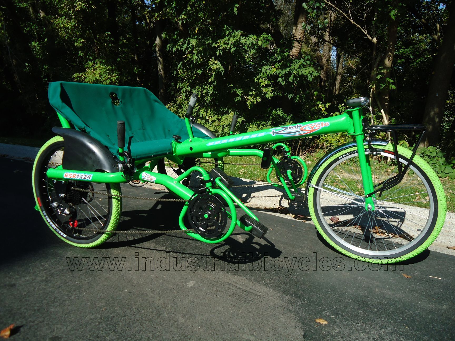 Storing Bikes On Boats: Trike Adult Special Needs Adaptable