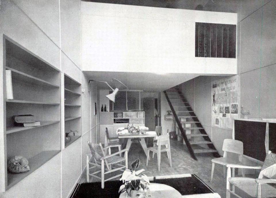1945 1952 Le Corbusier Unit D Habitation Marseille