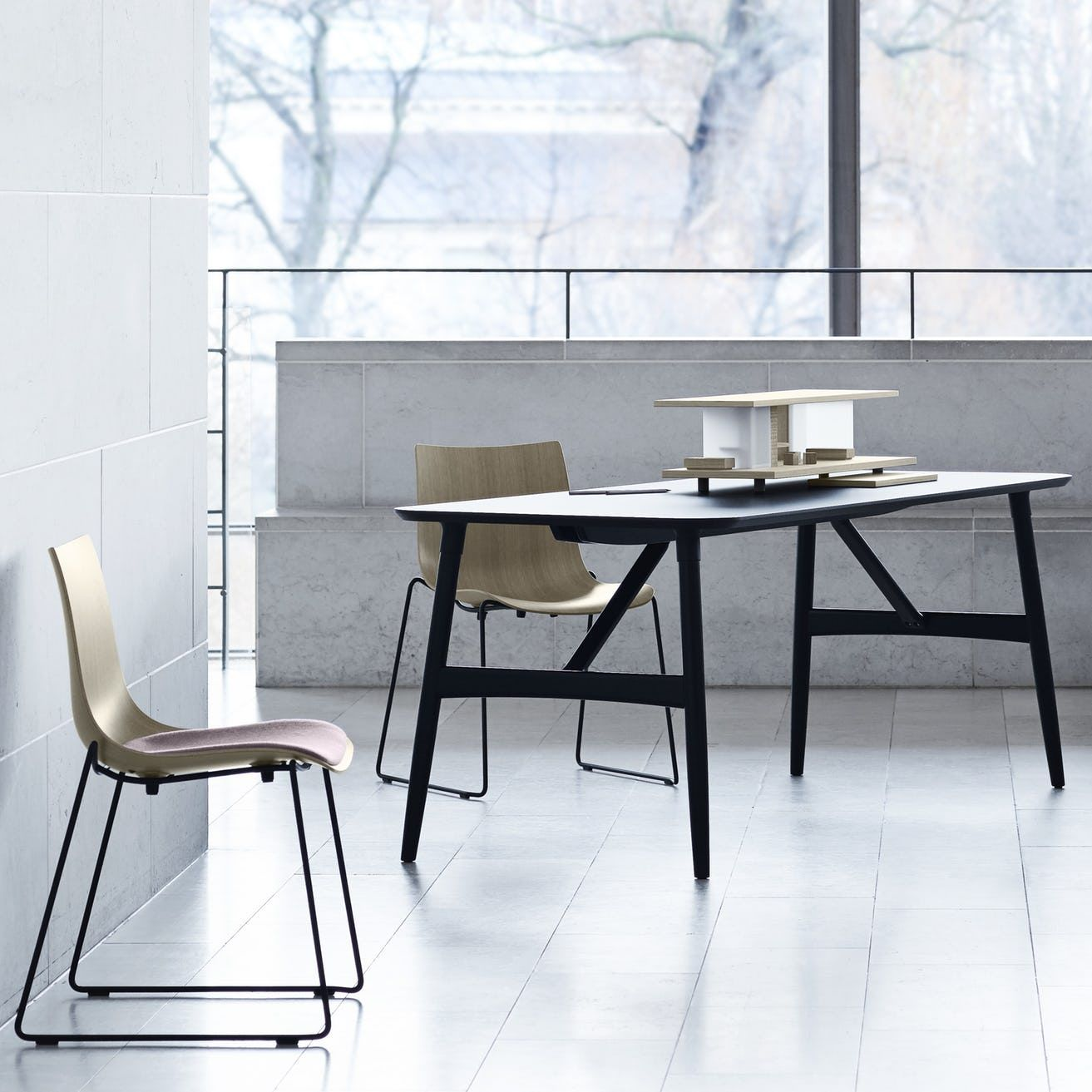 Preludia Series Tables By Carl Hansen Son Now Available At