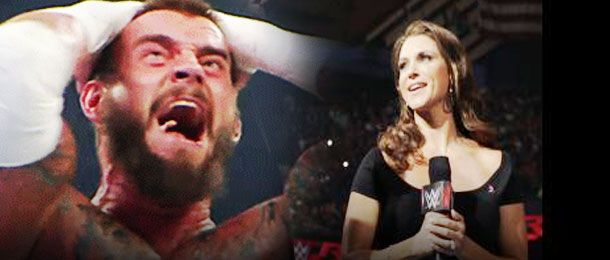 Stephanie McMahon Takes A Personal Shot at CM Punk?