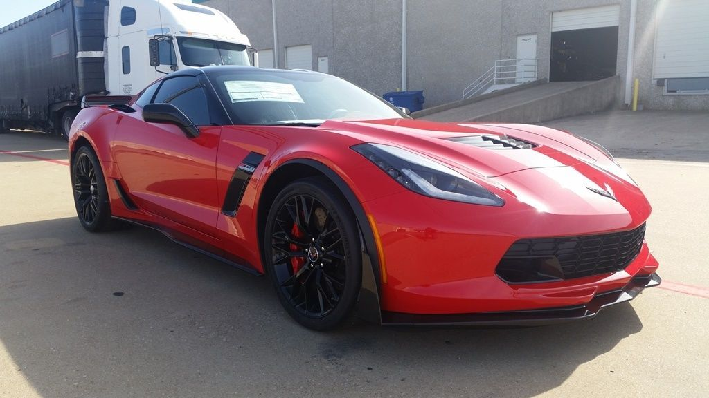 2015 chevrolet corvette z06 z07 performance package torch red 650hp click to find out more - Corvette 2015 Z06 Red