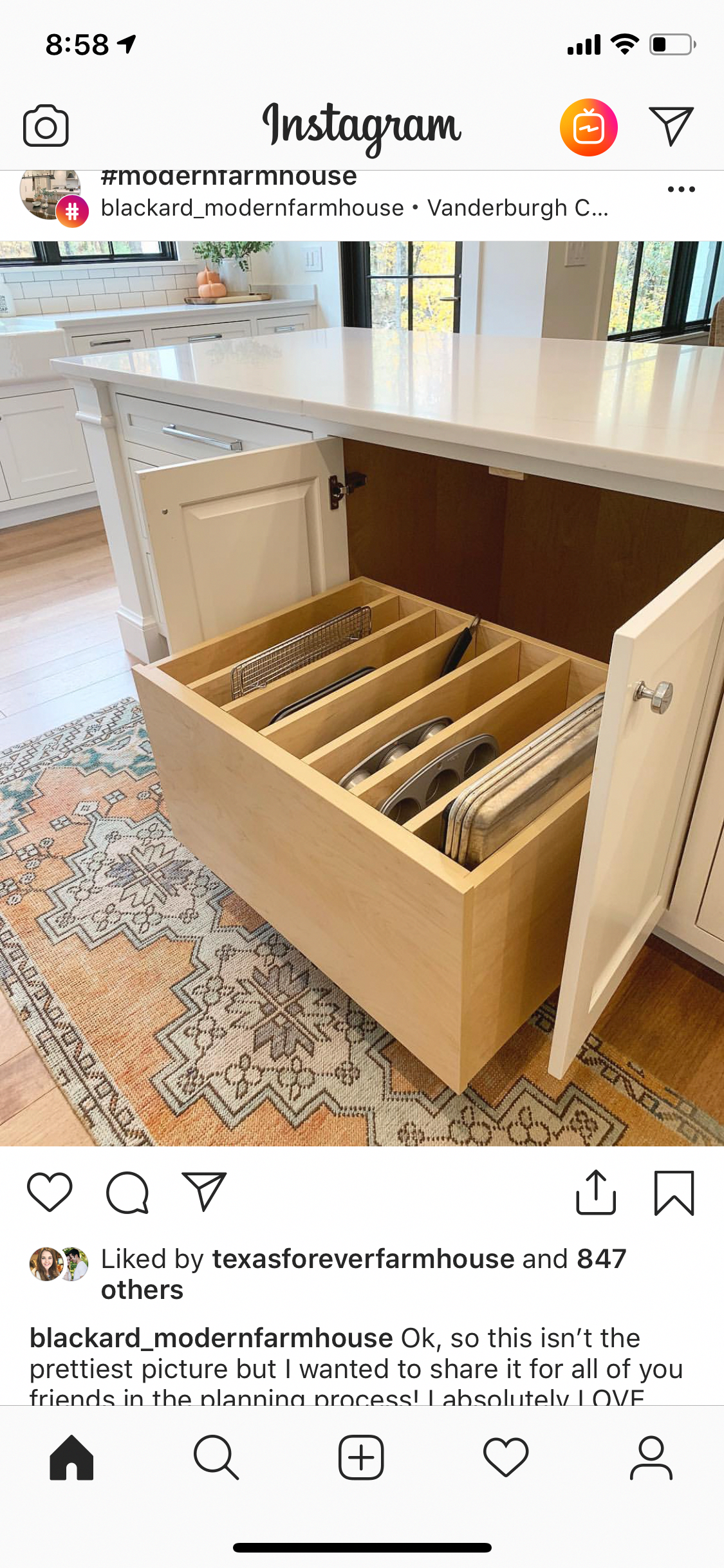 How To Wax A Piece Of Furniture My Romodel Kitchen Remodel Kitchen Organization Kitchen Storage