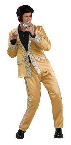 Elvis Deluxe Gold Costume « Blast Gifts