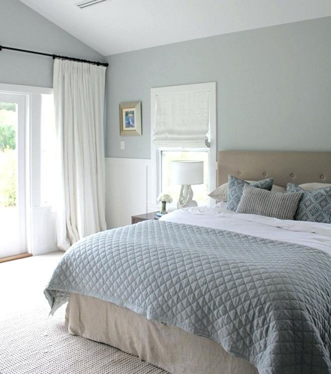 16 Relaxing Bedroom Designs For Your Comfort: 15+ Best And Wonderful Bedroom Soothing Colors To Sleep