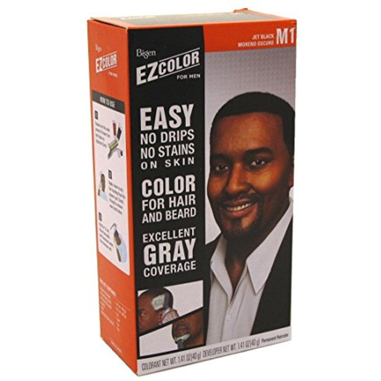 Bigen Ez Color For Men Jet Black Kit 3 Pack Check Out The Image