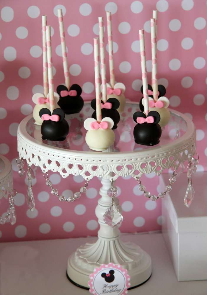 Minnie Mouse Birthday Party Ideas | Photo 12 of 18 | Catch My Party