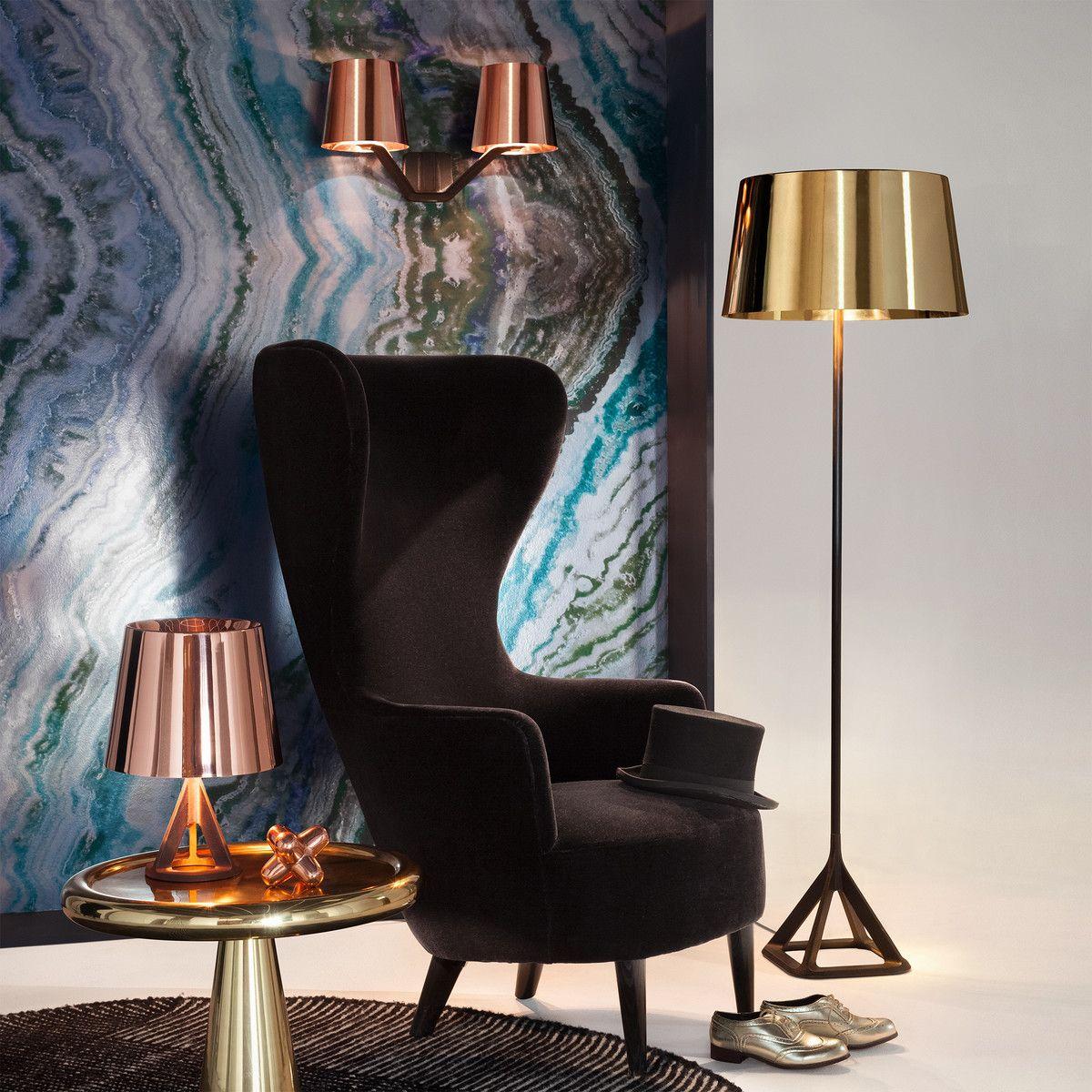 Tom Dixon Base Wall Light Furniture Design Interior Armchair Furniture