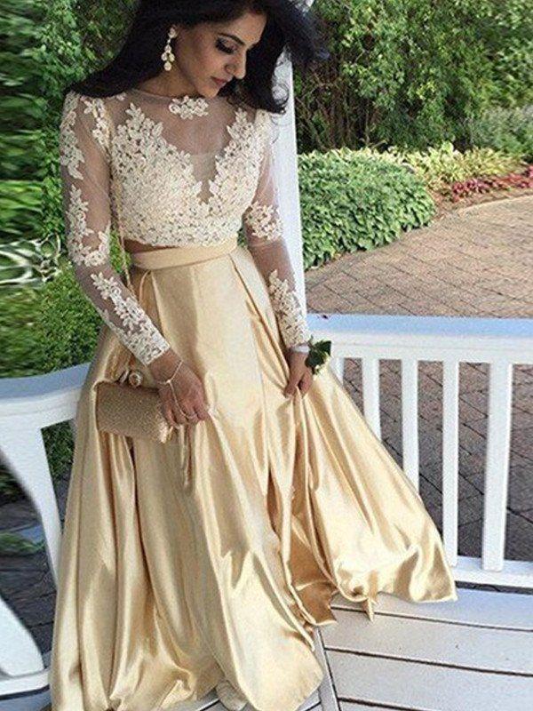 83ffd8b0cc Two Piece Prom Dress