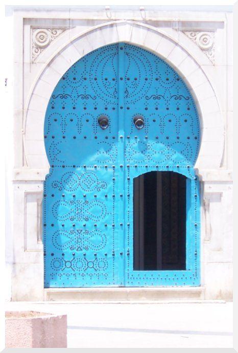- The blue doors - by sun-in-the-pot.deviantart.com on @deviantART