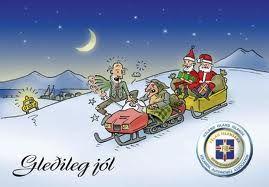 icelandic christmas - Merry Christmas In Icelandic