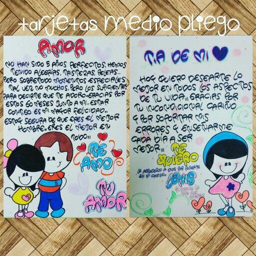 Tarjeta Decoracion Cartas De Amor Como Hacer Un Cuaderno Carta De Amor Manualidades