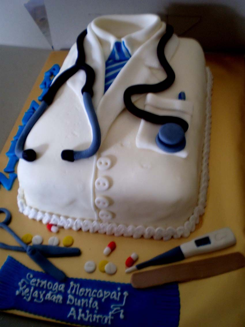 Doctor Cake Doctor Cake Medicalish Pinterest Cake Birthday