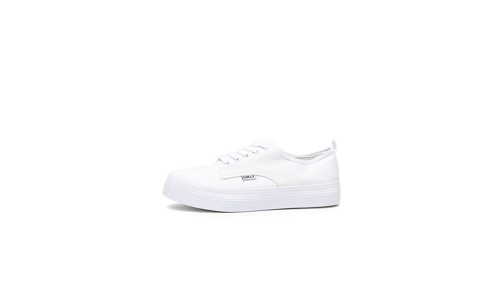 Basic Only Effen Sneakers OTTO