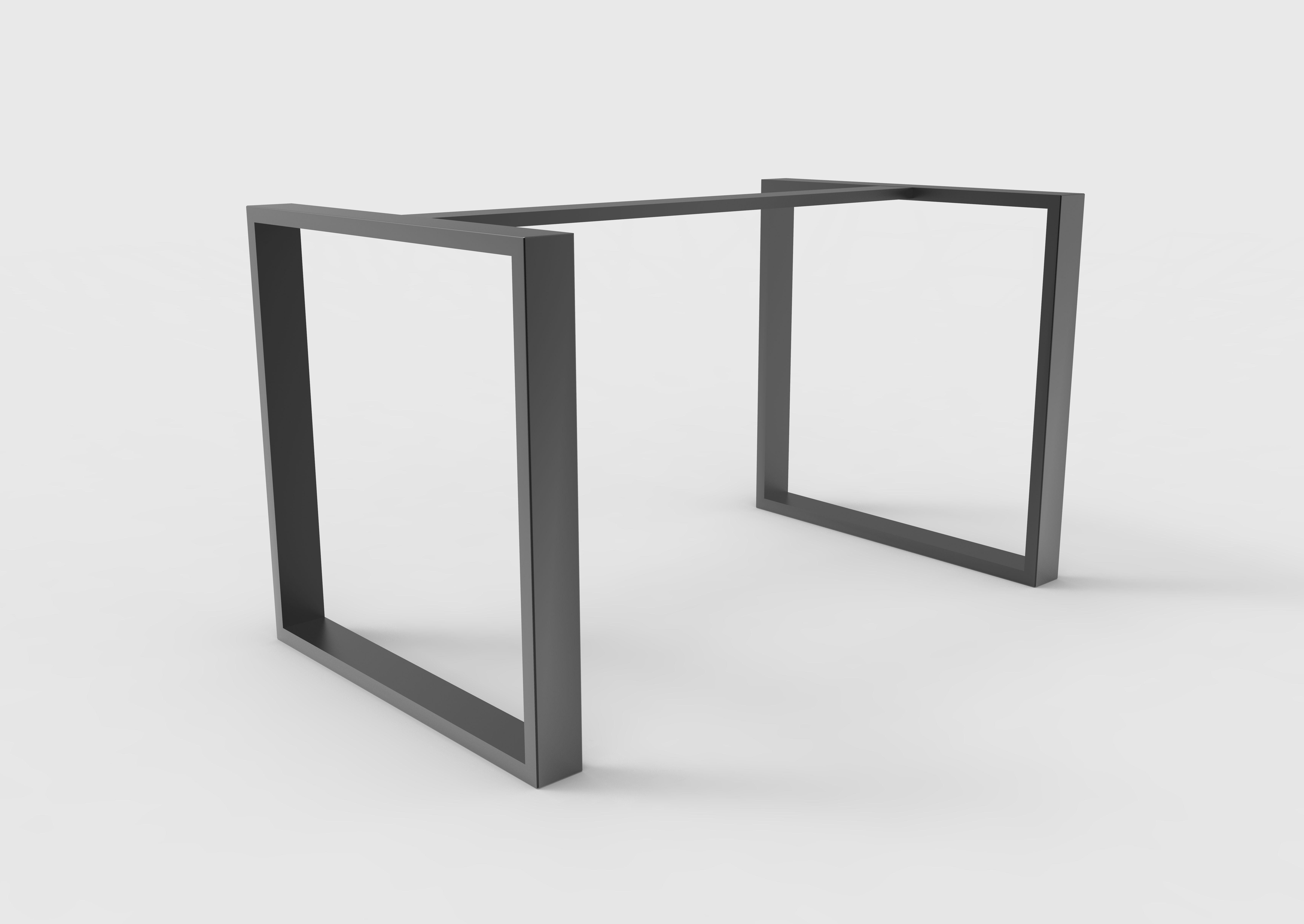 Rectangular Steel Table Base Metal Table Base Steel Table Base