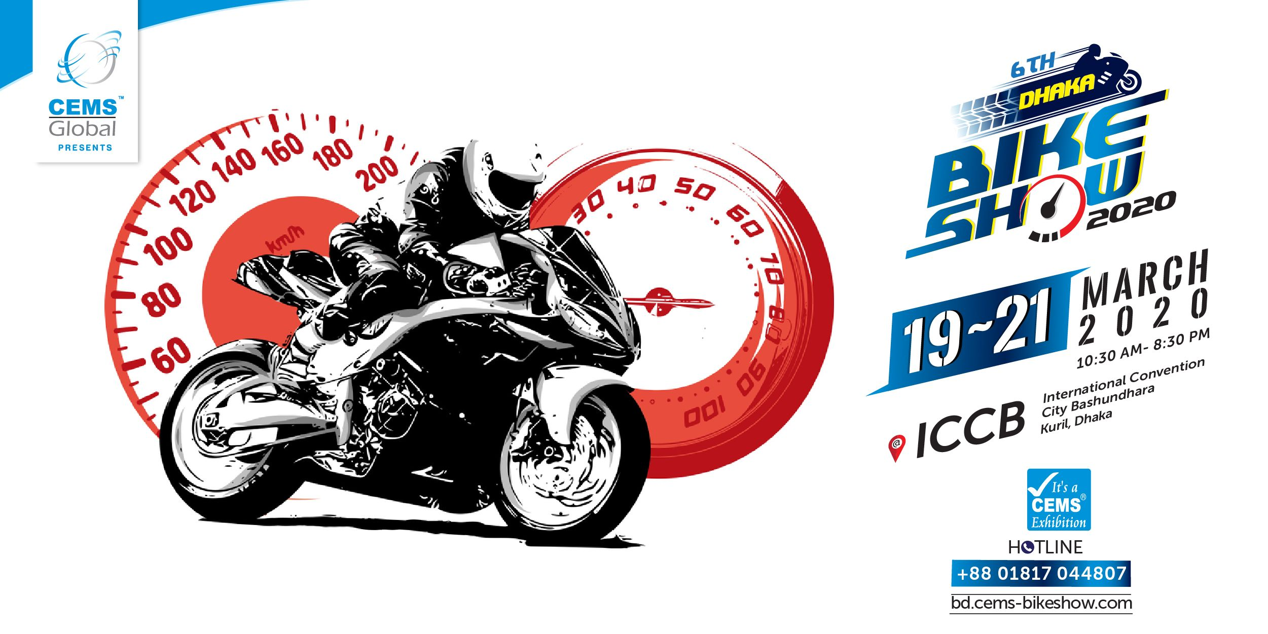 The Most Anticipated Dhaka Bike Show Is Coming Back Again 6th