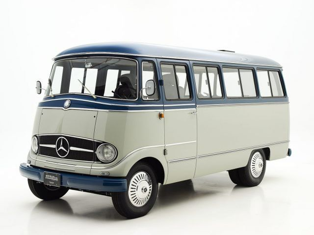 1960 Mercedes Benz 319 Bus Classic Car For Sale Buy 1960