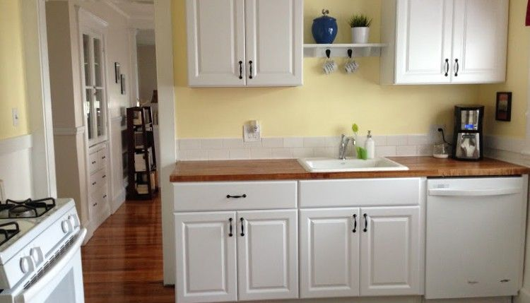 IKEA Unfinished Kitchen Cabinets | DIY Kitchen Cabinets: IKEA Vs. Home Depot  | House And Hammer