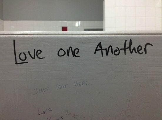 Bathroom Stall Poems
