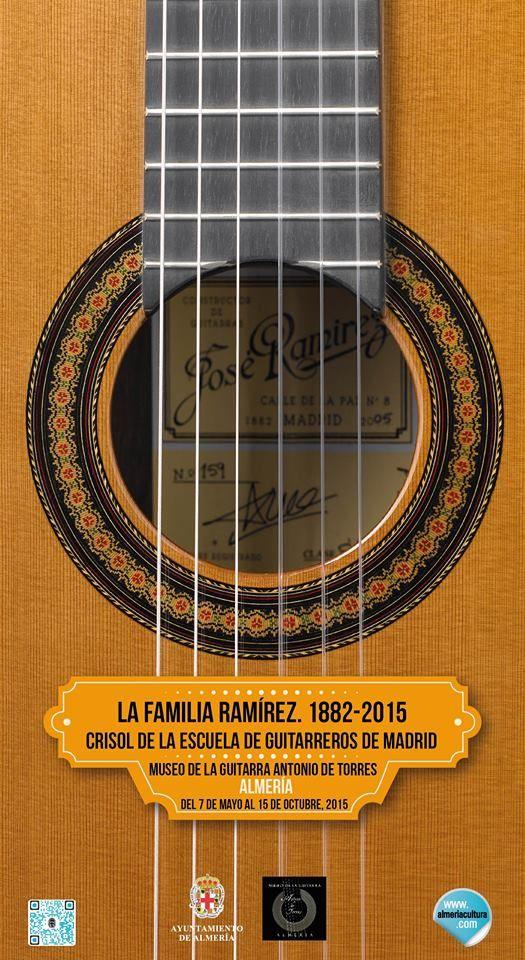 Hola Amigos Del 7 De Mayo Al 15 Deoctubre Exposición La Familia Ramírez 1882 2015 Crisol De La Escuela De Guitarreros De Madrid En гитара картинки розетки