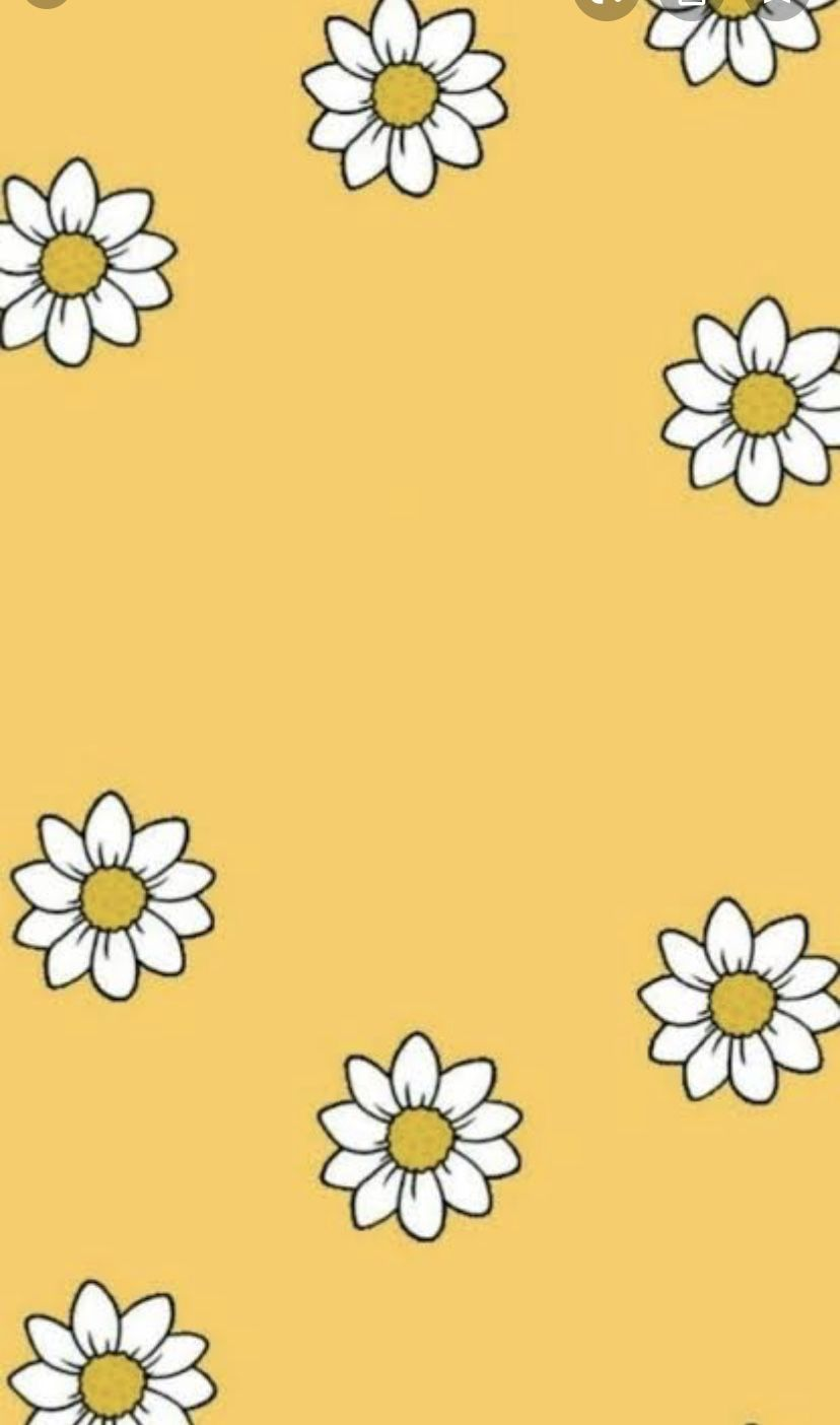 Wlaperss Iphone Wallpaper Yellow Cute Simple Wallpapers Yellow Wallpaper