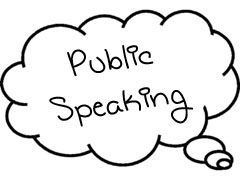 worksheets, ideas,rubrics for different speech topics