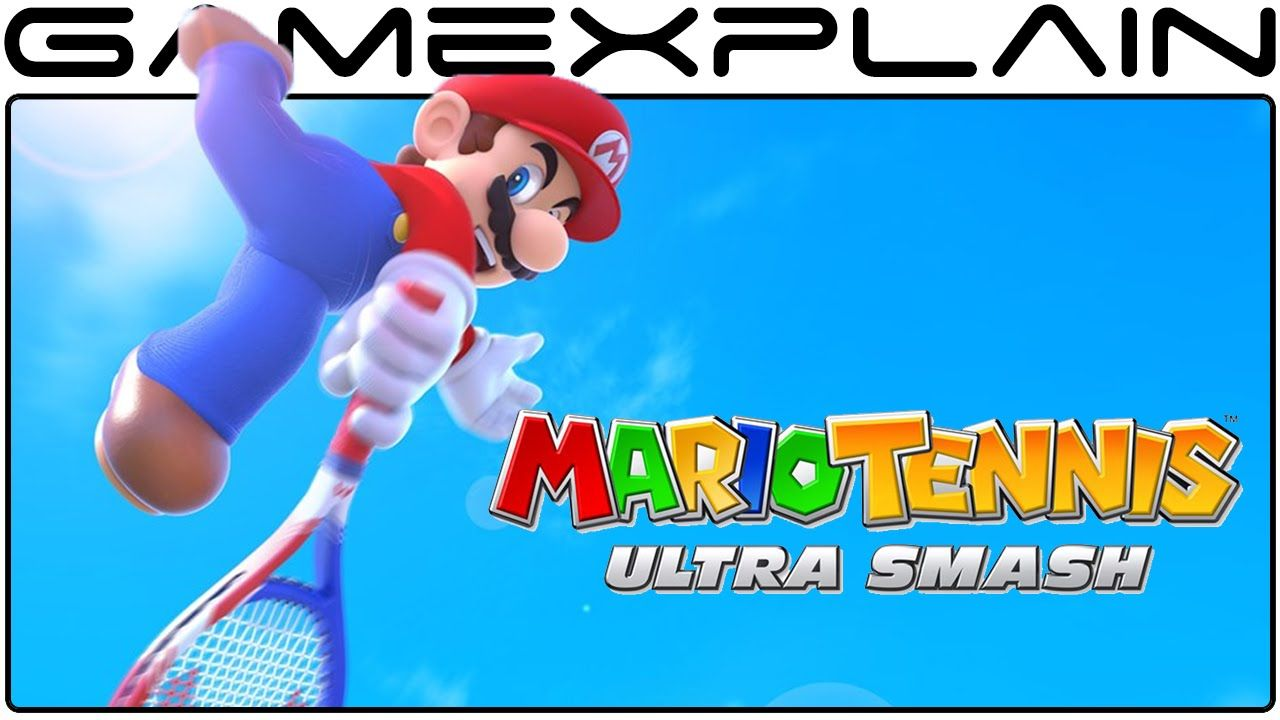 Mario Tennis: Ultra Smash Coming in November!