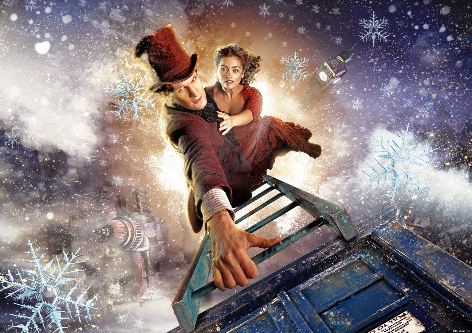 Doctor Who - The Snowmen | Doctor Who | Pinterest | Snowman