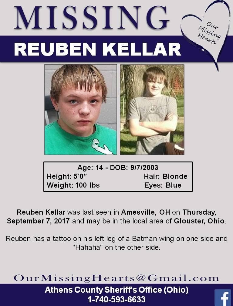 Find Missing Rueben Kellar! Missing Persons Pinterest - missing poster generator