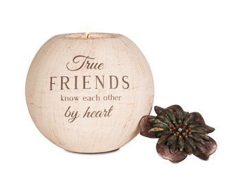 Pavilion Gift Company 19010 Light Your Way Terra Cotta Candle Holder Friend 5Inch *** Click image to review more details.Note:It is affiliate link to Amazon.