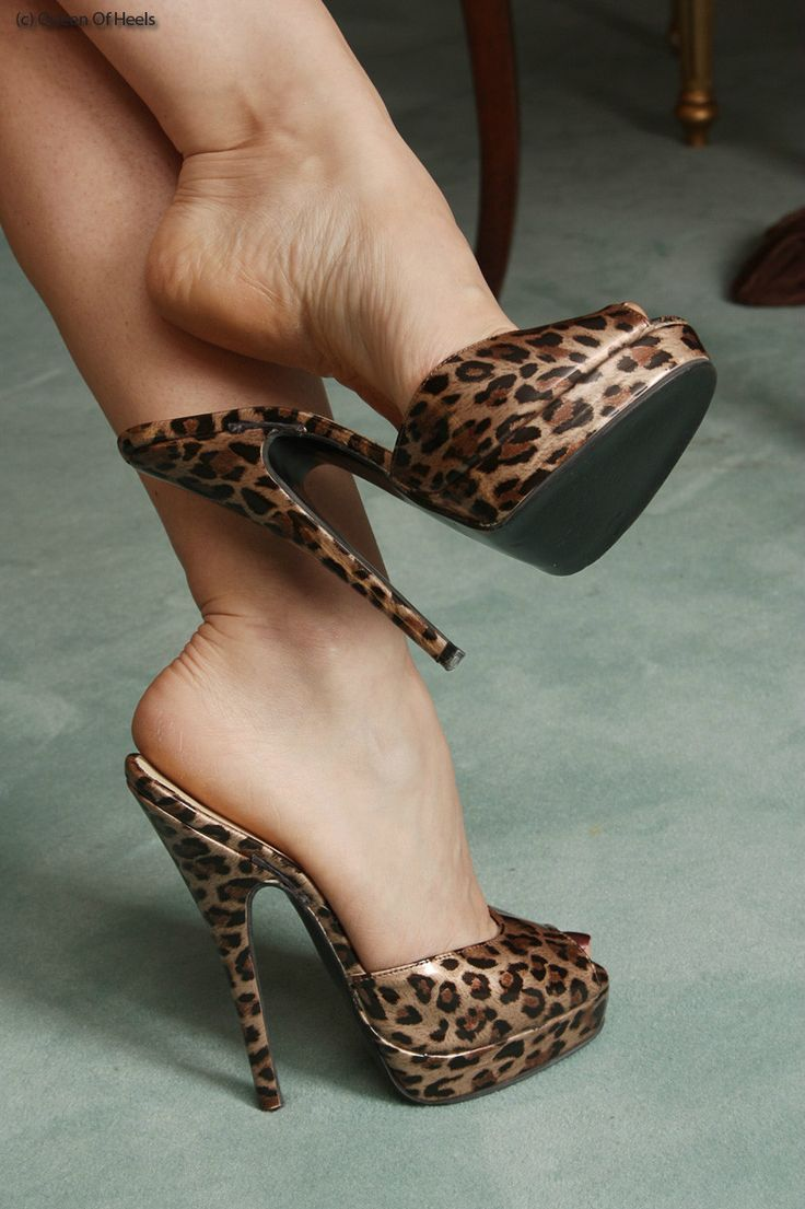 All dangling high heels mules tgp join