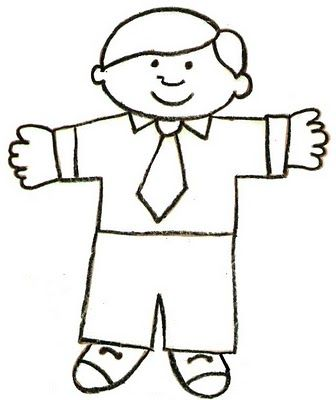 flat Stanley need to print at 200 percent crafts for kids - flat stanley template