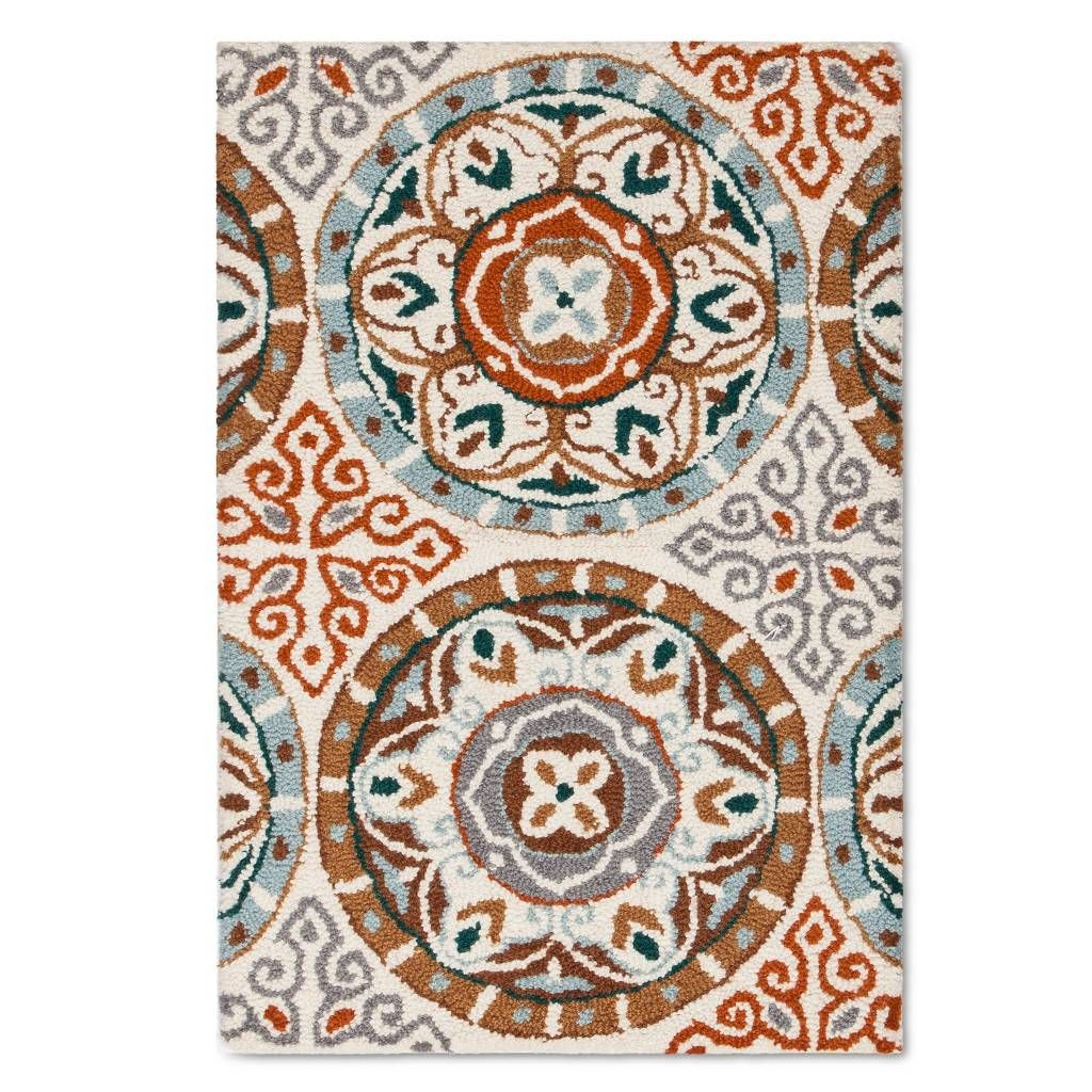 Possible Rug? Target   Threshold™ Suzani Accent Rug