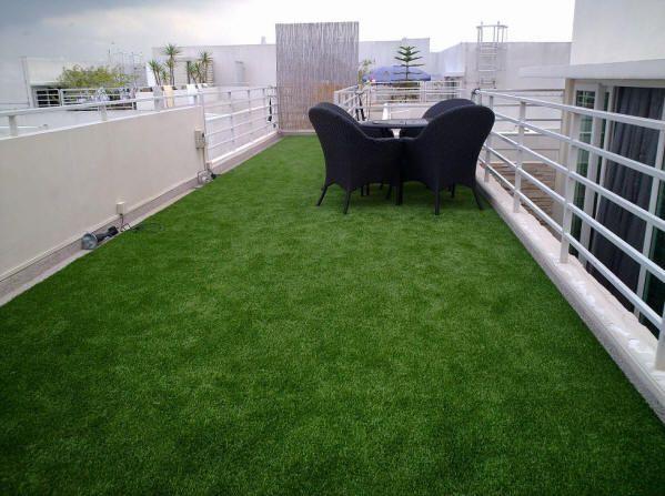 Ibuild Sportscape Pte Ltd Green Roof House Rooftop Garden Rooftop Patio
