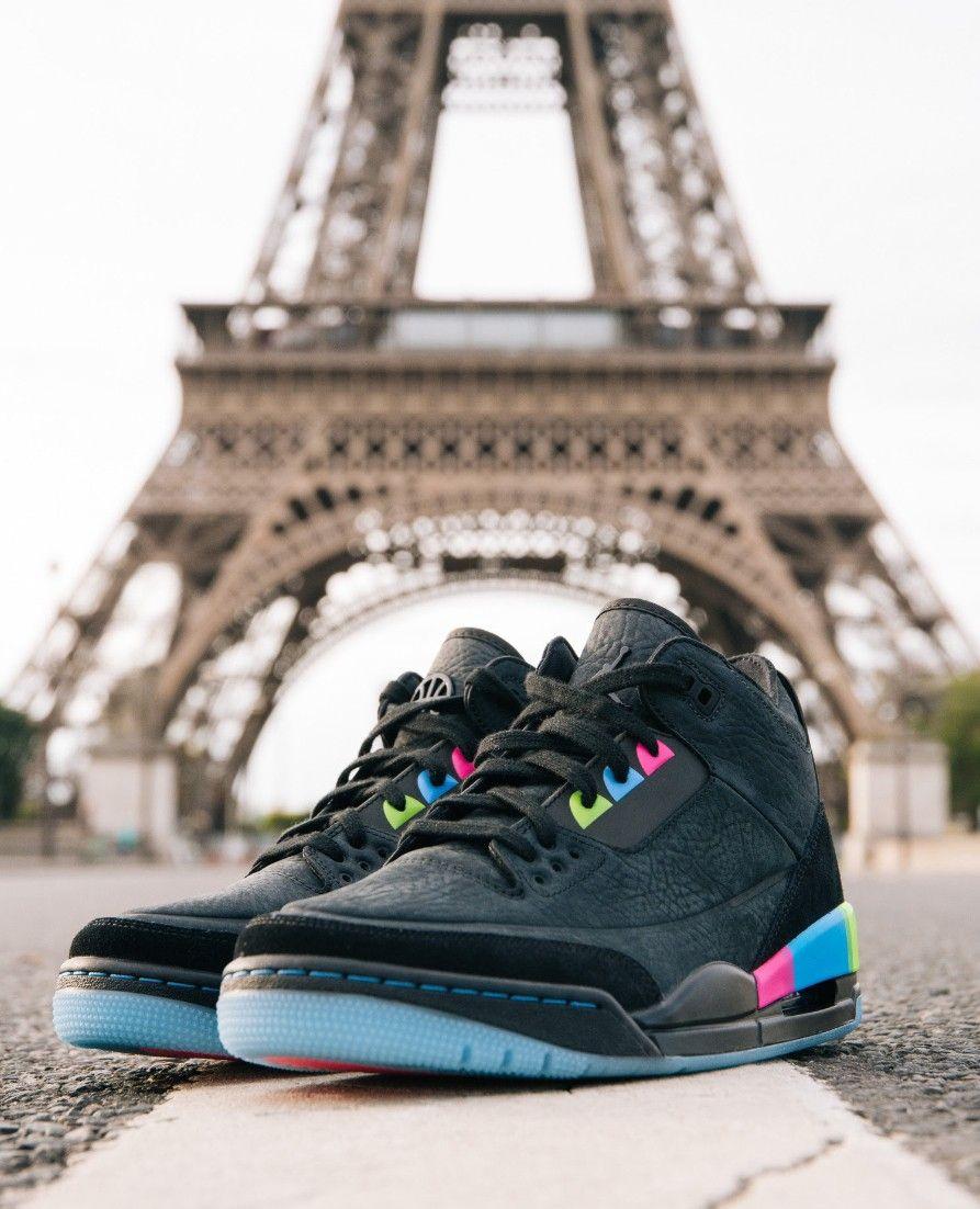 384c238a65e4 Air Jordan 3 Retro SE Quai 54