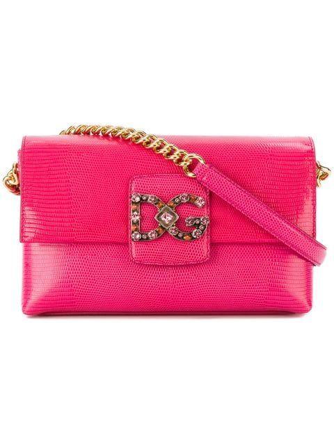 cc994582f6 Dolce   Gabbana DG Millennials Shoulder Bag in 2019