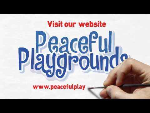"""Peaceful Playgrounds""  Short video.  Visit our website. www.peacefulplaygrounds.com"