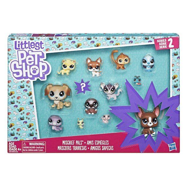 Littlest Pet Shop Series 2 Mischief Pals Set Toys R Us Littlest Pet Shop Pet Shop Little Pet Shop Toys