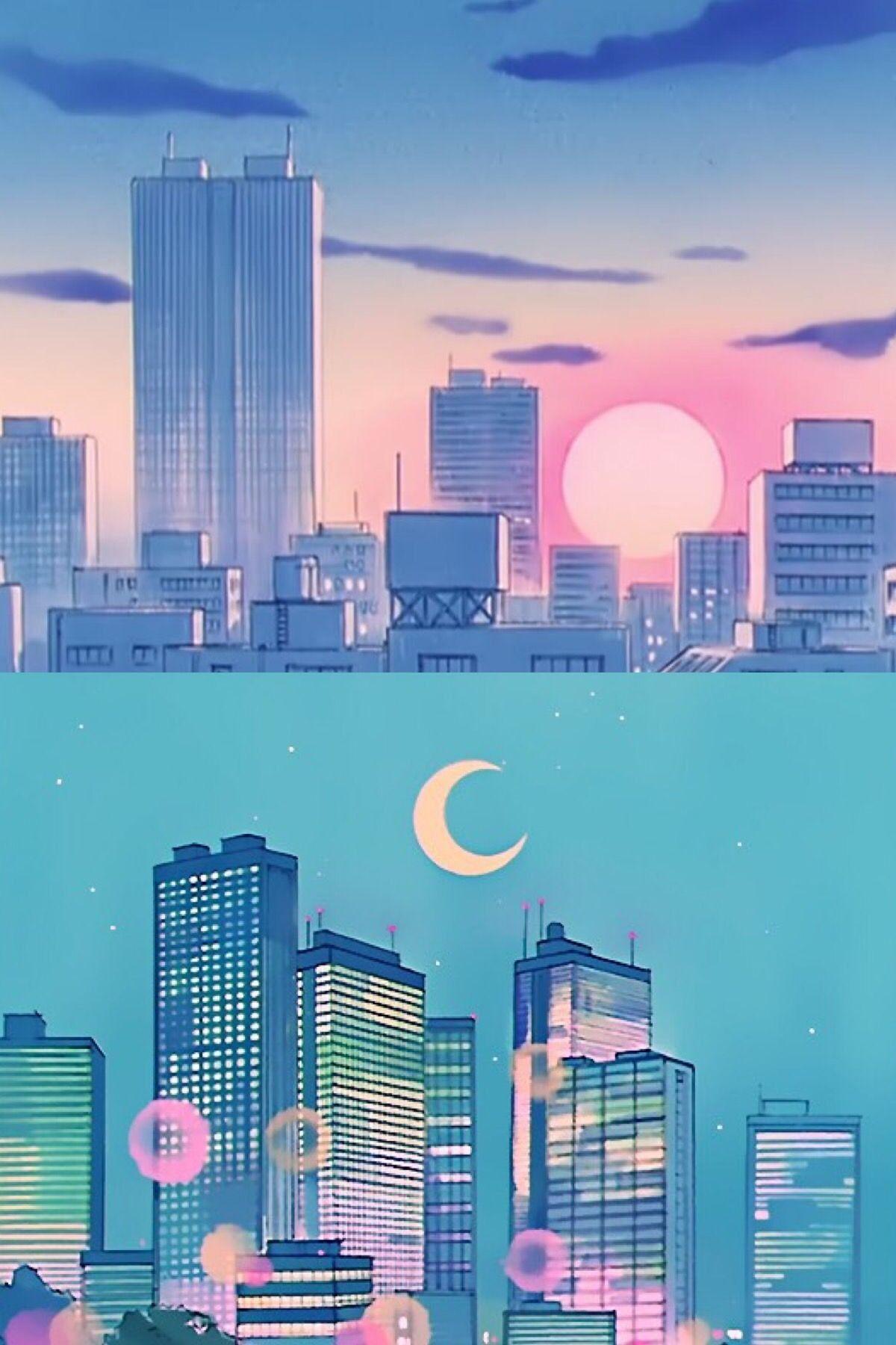 レトロ おしゃれまとめの人気アイデア Pinterest 石田 セーラームーン 背景 風景 セーラームーン 壁紙